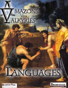 Amazons Vs Valkyries: Languages
