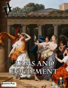 Amazons Vs Valkyries: Arms and Armor (5e)