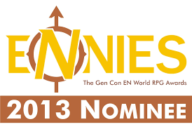 Ennies nomination for Best Free Game 2013