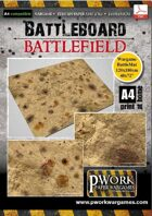 Battle Board: Battlefield