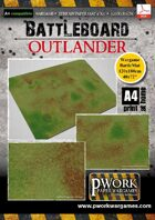 Battle Board: Outlander
