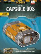 Capsule 005 Cardboard Model