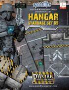 Hangar - Starbase Set 09
