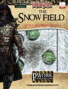 The Snow Field - Modular Terrain Tiles 03