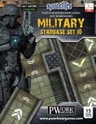 Military - Starbase Set 10