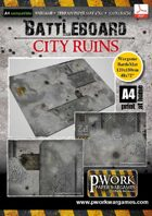 Battle Board: City Ruins