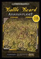 Battle Board: Assassin Planet
