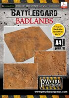 Battle Board: Badlands