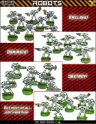 Skelebot Invasion Force [BUNDLE]