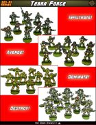 Terra Force Elite Company [BUNDLE]