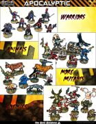 Wasteland Horrors#2 [BUNDLE]