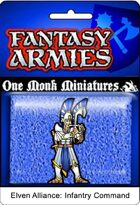 Elf Army: Infantry Command