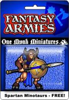 Elf Army: Spartan Minotaurs