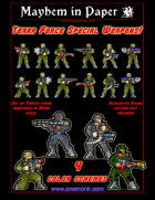 Terra Force: Special Weapons