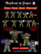 Terra Force: Heavy Weapons