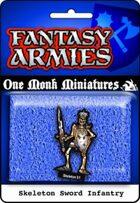 Undead Army: Skeleton Sword Regiment