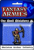 Undead Army: Skeleton Archer Regiment