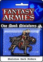 Undead Army: Skeleton Dark Rider Regiment