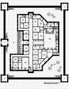Paratime Design Presents... Walled Mansion