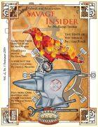 Savage Insider, V2I1, Rebirth and Reinvention