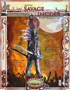 Savage Insider, V3I2, Uprising