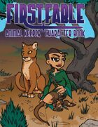 FirstFable Animal Keeper Character Book