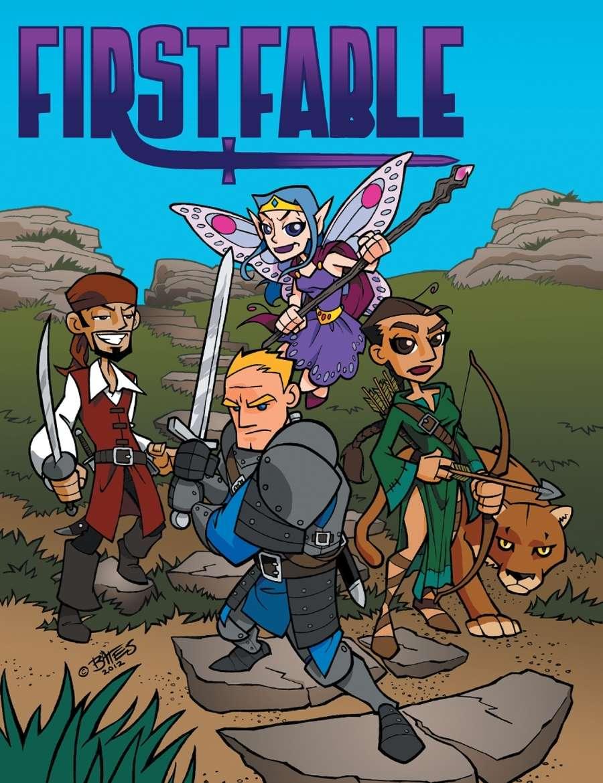 FirstFable [BUNDLE]