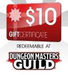 Dungeon Masters Guild $10 Gift Certificate/Account Deposit