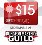 Dungeon Masters Guild $15 Gift Certificate/Account Deposit