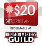 Dungeon Masters Guild $20 Gift Certificate/Account Deposit