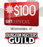 Dungeon Masters Guild $100 Gift Certificate/Account Deposit