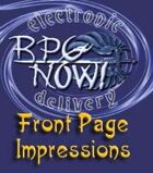 RPGNow 5k Front Page Impressions