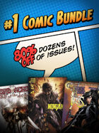Megabundle #1 Comic Pack [BUNDLE]