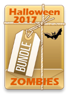 Zombie Comics 2017 [BUNDLE]