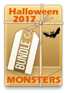 Monster Comics 2017 [BUNDLE]