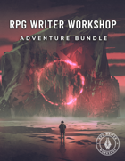 RPG Writer Workshop Summer 2020 [BUNDLE]