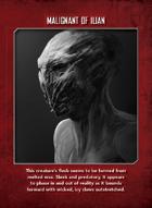 Mutant Chronicles - Villains Card Deck