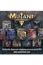 Mutant Chronicles PDF Lover's Definitive Collection