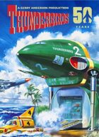 Thunderbirds Co-operative Board Game Rulebook