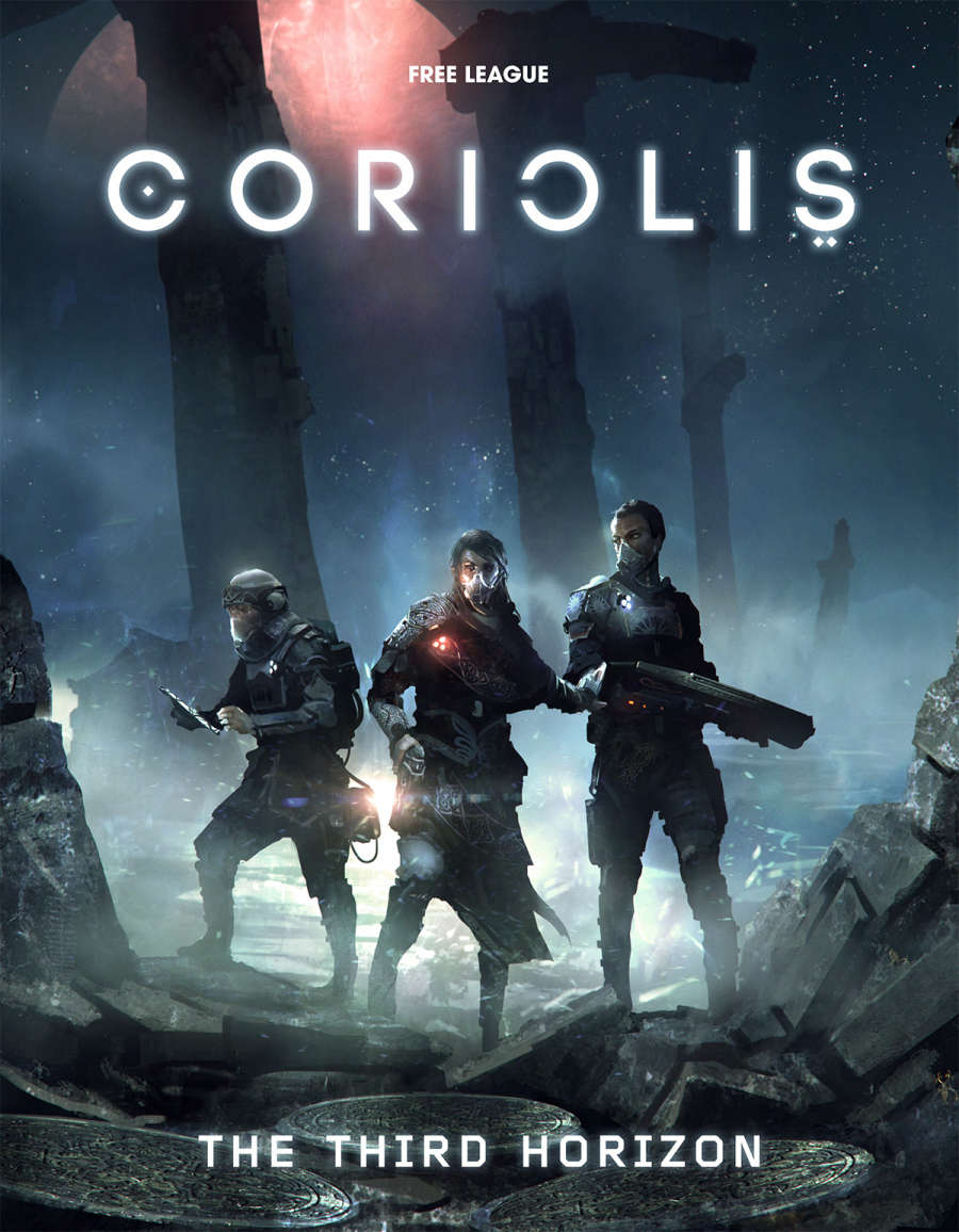 Coriolis - The Third Horizon core book