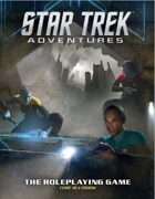 Star Trek Adventures: Core Rulebook