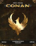 Conan: Gamemaster Screen + Gamesmaster Toolkit - PDF