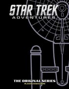 Star Trek Adventures: The Original Series Player Characters