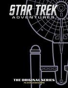 Star Trek Adventures: The Original Series Player Characters