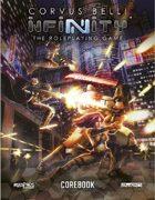 Infinity: Infinity RPG Core Book