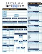 Infinity Free Character Sheets