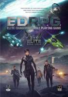 Elite Dangerous RPG core book