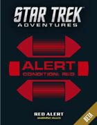 Star Trek Adventures Red Alert Rules