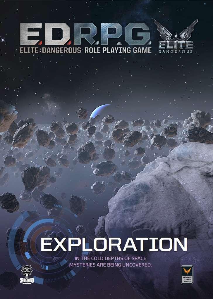 elite dangerous rpg exploration supplement modiphius elite