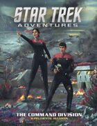 Star Trek Adventures: Command Division supplement